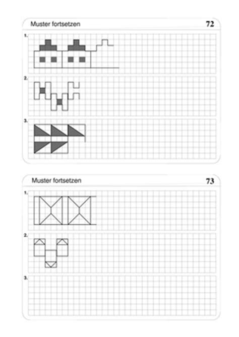 muster fortsetzen geometrische muster verlage der