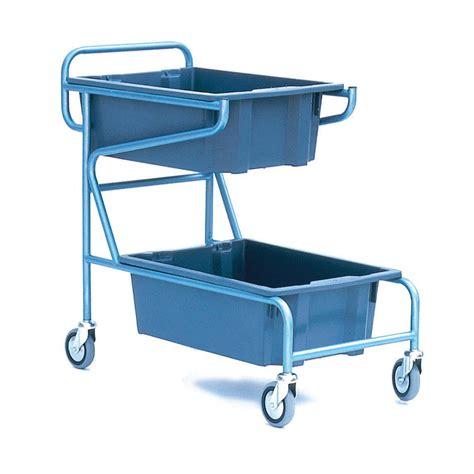 Warehouse / Order Picking Trolley > Flatbed Transportation ...
