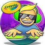 Dj Crayola App Entertainment Tunes Icon Mix