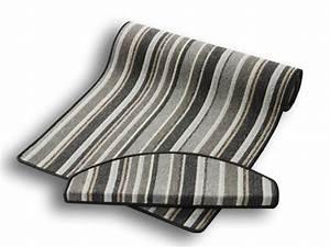 Treppen Teppich Läufer : treppen schutz rund oder eckig hergestellt in ~ Michelbontemps.com Haus und Dekorationen