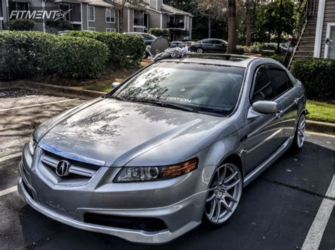 2006 acura tl esr sr08 tein coilovers fitment industries