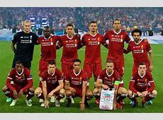 Confirmed Liverpool lineup vs Real Madrid Klopp's