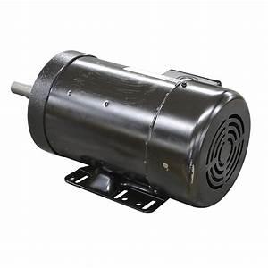 1 Hp 1745 Rpm 200 460 Vac Century Electric Motor