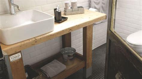 utiliser meuble cuisine pour salle de bain meuble sdb meilleures images d 39 inspiration pour votre