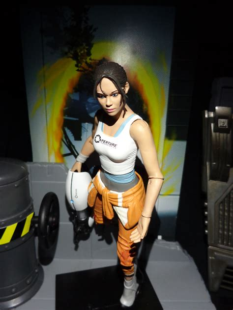 Chell Portal 2 Toy Reviews Forums