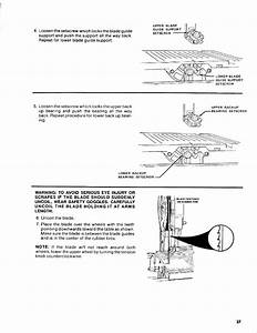 Page 27 Of Craftsman Saw 113 248510 User Guide
