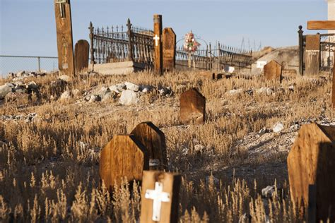 spooky places  visit  nevada  halloween