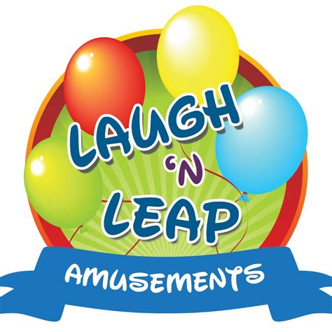Laugh N Leap Amusements Youtube