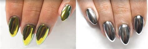 12 Colors Magic Mirror Chrome Effect Metallic Powder Set