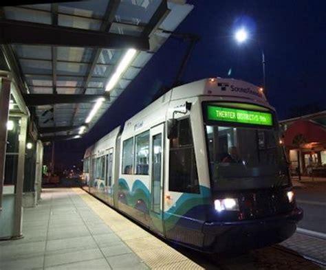 tacoma light rail tacoma city council favors hilltop area for light rail