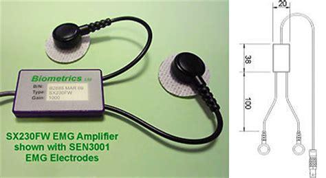 Nexgen Medical Systems Products Biometrics Emg Sensors