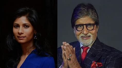 Big B criticised for sexist comment about Indian economist ...