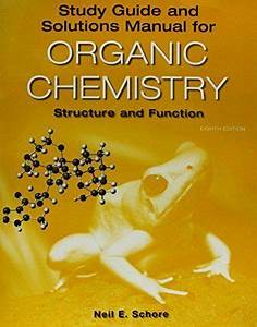 Study Guide  Solutions Manual For Organic Chemistry By Neil