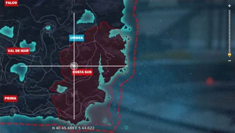 just cause 3 se t 233 l 233 porter sur la map