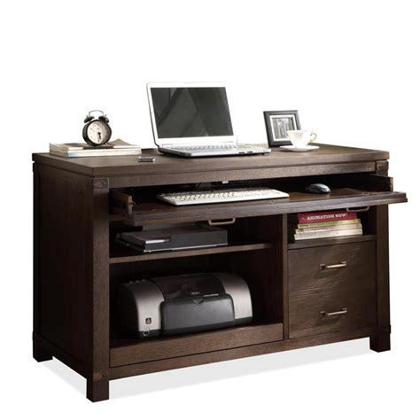 long wooden computer desk office inspiring secretary computer desk marvelous