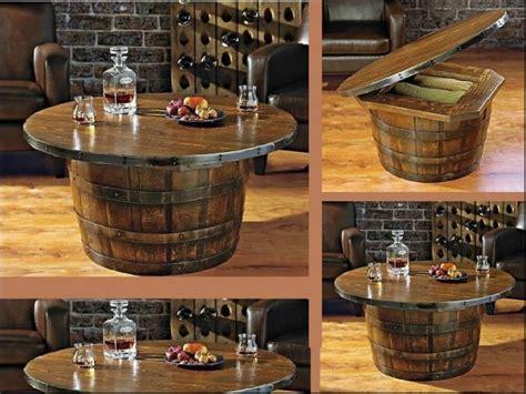 creative diy ideas  upcycle  wine barrels