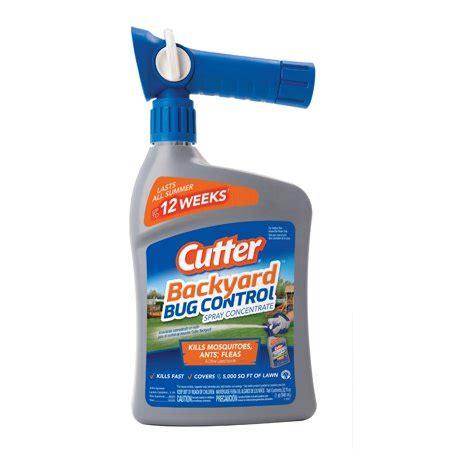 Backyard Spray by Cutter Backyard Bug Spray Concentrate Ready To