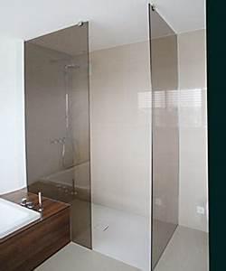 Dusche Glaswand Statt Fliesen : dusche renovieren mit glas raum und m beldesign inspiration ~ Sanjose-hotels-ca.com Haus und Dekorationen