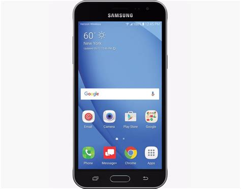 front facing carrier get the samsung galaxy j3 2016 from verizon for 110