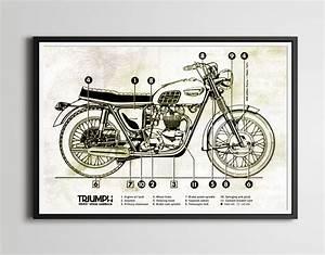 Handmade Products Manual Motorbike Custom Print Racing
