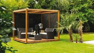 Construire Une Serre Pas Cher : construire une tonnelle en bois les bonnes pratiques ~ Premium-room.com Idées de Décoration