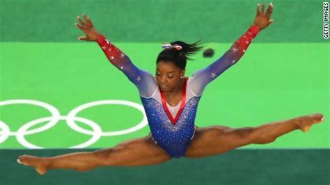 simone biles wins fourth gold in rio olympics cnn video