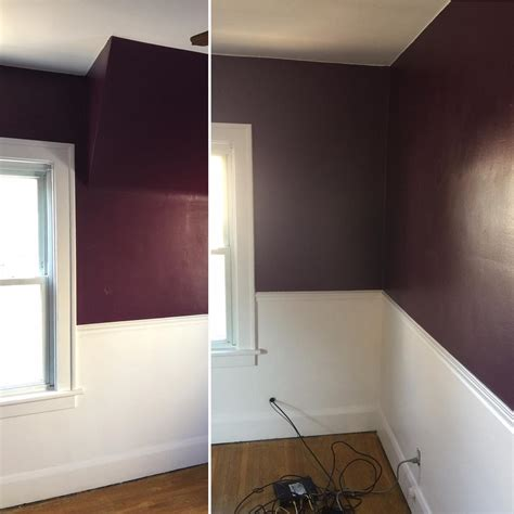 benjamin moore autumn purple interiors  color