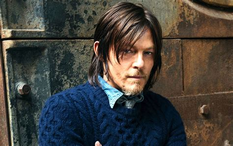 Norman Reedus Full Hd Wallpaper, Picture, Image