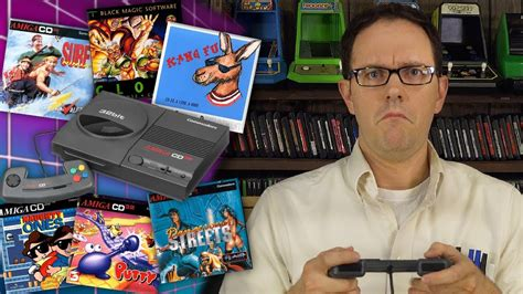 Amiga Cd32 Angry Video Game Nerd Episode 162 Youtube