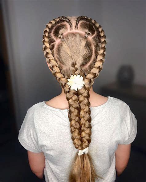 braided hairstyles  girls hairstyles