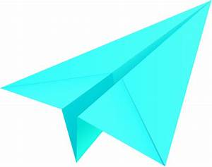 Free Paper Airplane Vector - ClipArt Best
