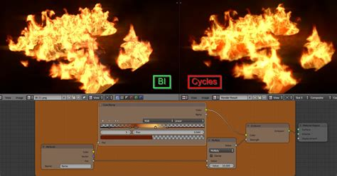 texturing setting  smoke domain material  cycles blender stack exchange