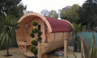 tonneau en kit chalet en kit maison en bois