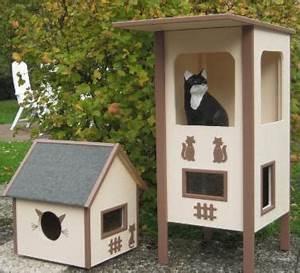 Katzenhaus Selber Bauen : katzen ~ A.2002-acura-tl-radio.info Haus und Dekorationen