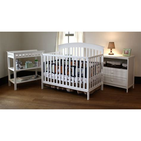 crib changing table set summer infant fairfield crib changing table and