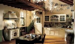 Old Country Italian Cottage