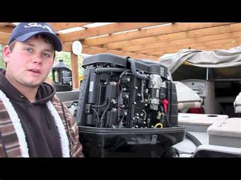 Yamaha Boat Motor Winterization by Outboard Motor Winterization Mercury 115 Fourstroke Efi