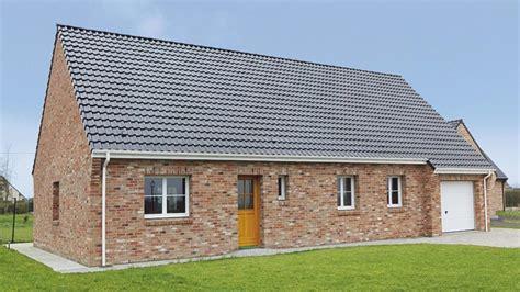 construire une maison traditionnelle avec maisons d en flandre