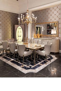1000+ Ideas About Luxury Dining Room On Pinterest Dining