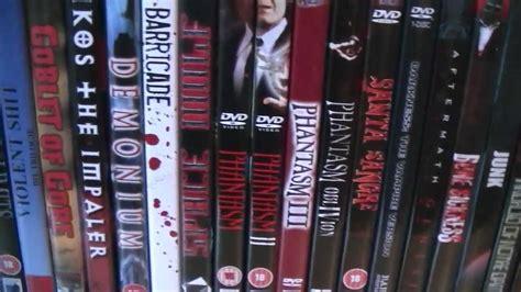 My Dvd Collection (rare Horror, Gore)