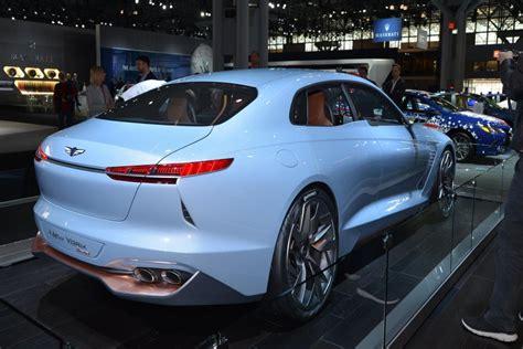 hyundai supercar concept hyundai genesis supercar might be on the horizon drivers