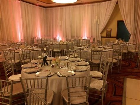 tent draping rental for wedding los angeles chiavari