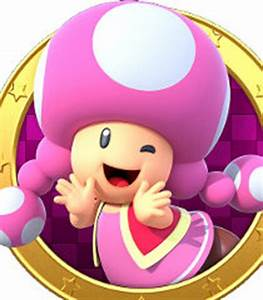 Voice Of Toadette - Mario Party: Star Rush | Behind The ...