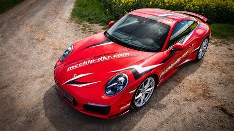 2018 Mcchip Dkr Porsche 991 Carrera S 2 Wallpaper Hd Car
