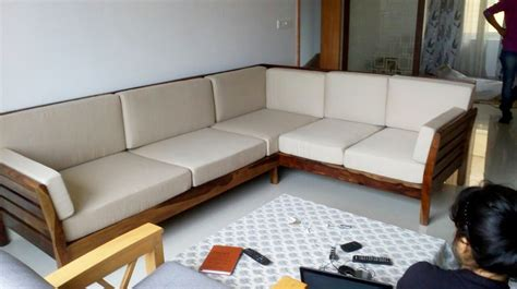 Sofa Bed Price In Bangalore by Rubber Wood Sofa Set Price In Bangalore Modern Livingroom