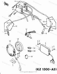 Kz1300 Wiring Diagram : kawasaki motorcycle 1980 oem parts diagram for ignition ~ A.2002-acura-tl-radio.info Haus und Dekorationen