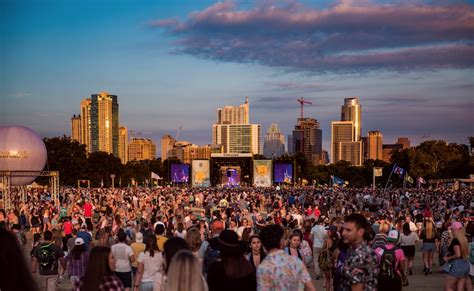 Austin City Limits Lineup Paul Mccartney Metallica