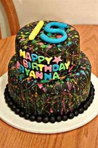 15th birthday cake by me! | My Cakes!! | Pinterest
