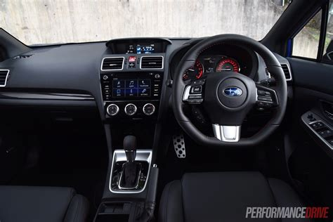 subaru wrx interior top 10 reasons to buy a 2016 subaru wrx