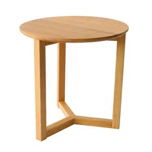 Round Dining Room Tables For Sale by Oak Wood Round Side Tables Hong Kong At 20 Off